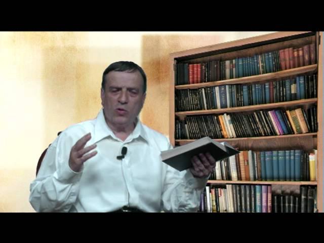 Тълкувание на Евангелието по св.ап. и ев. Лука, глава 3, Иван Николов - ППТВ