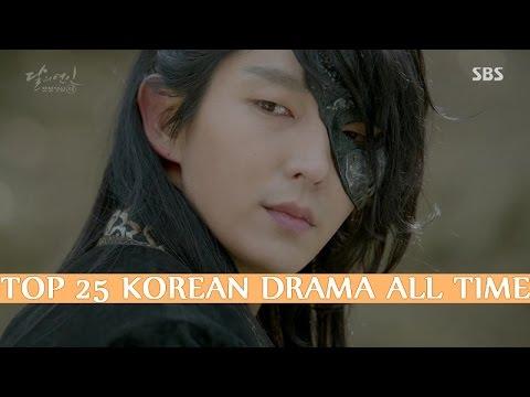 [TOP 25] KOREAN DRAMA OF ALL TIME