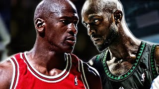 Kevin Garnett Trash Talking Michael Jordan And It Went VERY Wrong... STORY!