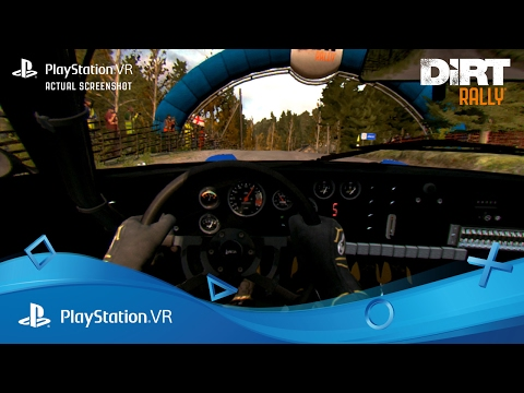 DiRT Rally plus VR Upgrade