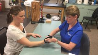 Hand Therapy For Osteoarthritis