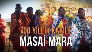 700 YILLIK KABİLE MASAİ MARA'DA BİR GÜN GEÇİRMEK!