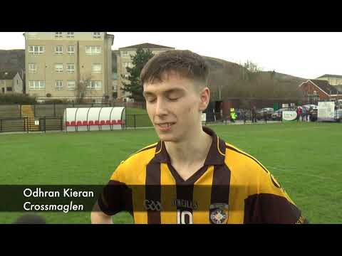 'Outstanding' goalkeeper for Crossmaglen