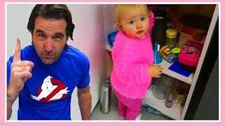Melissa  NO NO NO - Johnny Johnny Yes Papa - Nursery Rhym For Kids