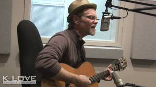 "K-LOVE - Steven Curtis Chapman ""Heaven Is The Face"" LIVE"