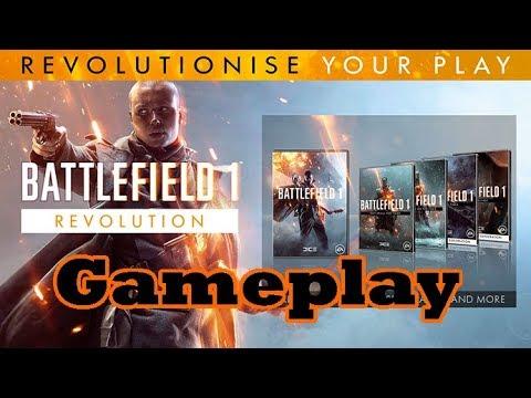 Battlefield 1 Revolution Gameplay Xbox one