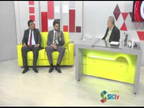 IDERO debate as eleições com Léo Ladeia, Dr Anderson Alarcon e Dr Loura Júnior no SIC TV - Gente de Opinião