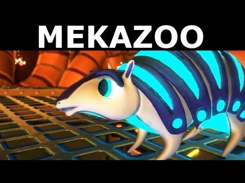 Gameplay de Mekazoo