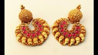 Fashionable Ethnic Jewelry Designs Part 05