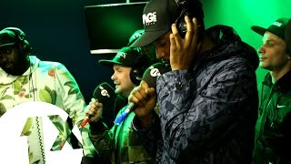 MistaJam & Friction - Live @ BBC Radio 1 2015