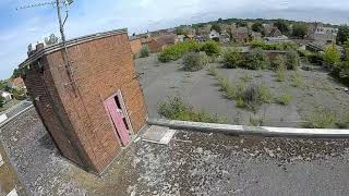 Dji fpv air unit footage 700mw 50mbps raw sound