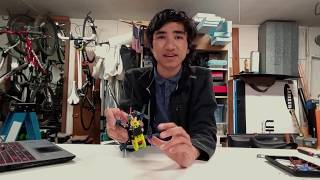 GoldenImp 2-inch FPV Drone Rebuild Timelapse