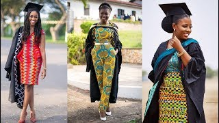 African Print Styles For Graduation 2019