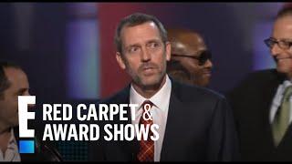 PCA 2010: Hugh Laurie, House Cast Win: Favorite TV Drama & Drama Actor | E! People's Choice Awards
