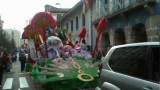 preview picture of video 'Desfile de Carrozas de San José 2013 en El Astillero'