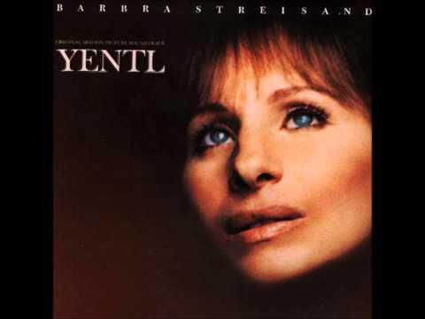 Yentl - Barbra Streisand - 04 No Wonder (Part One)