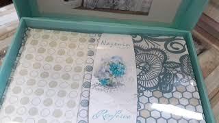 Комплект постельного белья. Ткань - ранфорс. Евро размер. Турция. NAZENIN Oriental mint от компании Euro texti VIP - видео