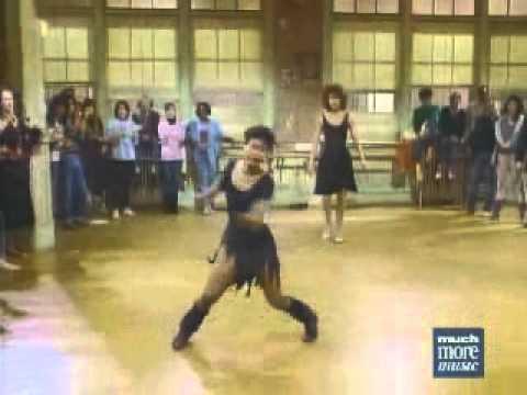 , title : 'Fame TV series Two Tribes Dancing Duel. Debbie Allen, donna Mckechnie WMV'