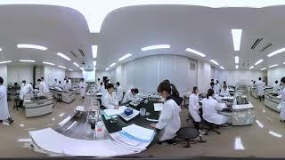 秋田県立大学 秋田キャンパス 実習風景02