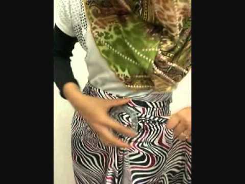 Video Cara-Cara Memakai Kain Pario