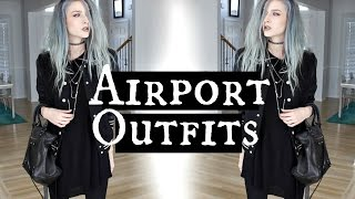 Airport Outfits!