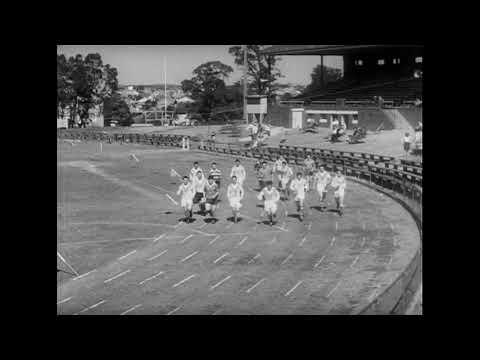 1957 Training highlights (Jubilee Oval)