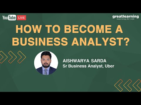 How to become a Business Analyst? - YouTube