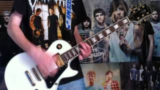 Asking Alexandria - I Used To Have A Best Friend But Then He Gave Me An STD - Guitar Cover - HD