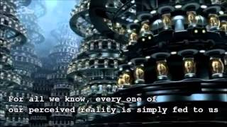 Stephen Hawking Talks About Reality (With English Subtitles)
