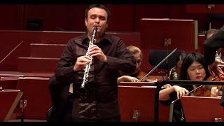Mozart: Klarinettenkonzert ∙ hr-Sinfonieorchester ∙ Jörg Widmann ∙ Hugh Wolff