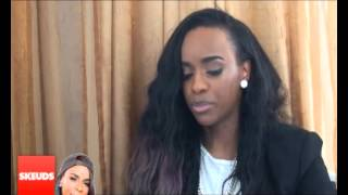 Angel Haze à Paris avec Skeuds