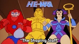 heman  the shaping staff  full episode