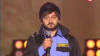 Миша Галустян  - Прием на службу в полицию. Сняли.Рф