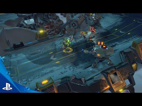 Kill Strain – Gameplay Trailer | PS4 thumbnail