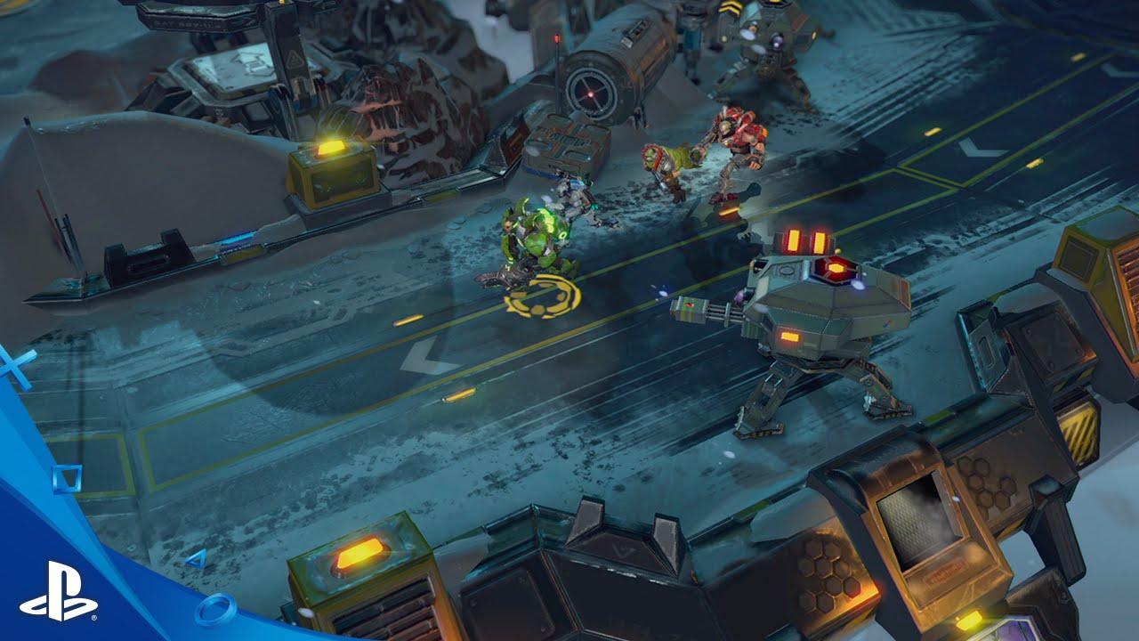 Kill Strain Launching July 19, Early Access for PS Plus
