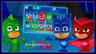 Pj Masks Hidden Heros - Disney Junior Games For Kids