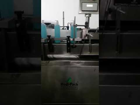 Automatic Sticker Labelling Machine