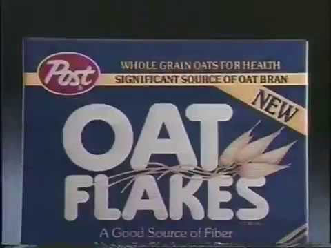 Post Oat Flakes: Feel Your Oats