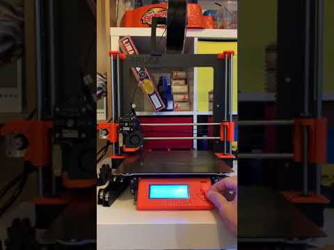 Prusa MK3 Upgrade z-axis and PSU noise and vibrations - смотреть