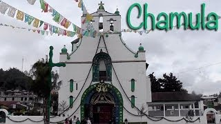 preview picture of video 'SAN JUAN CHAMULA - TEMPLO DE SAN SEBASTIÁN Y ALREDEDORES FULL HD'