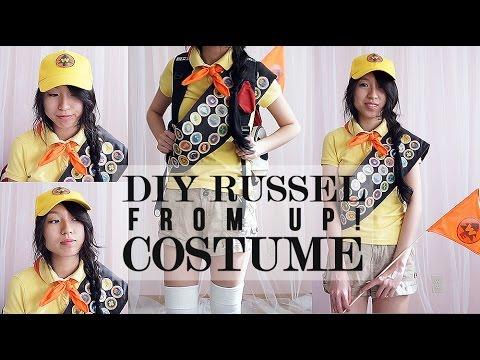 DIY: Russel Halloween Costume