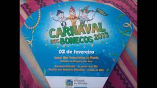 Carnaval De Bonecos De São José Dos Pinhais - 2013 Música