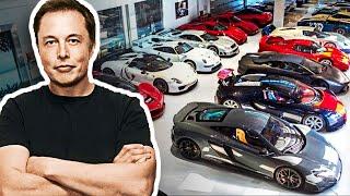 Elon Musk's Insane Car Collection