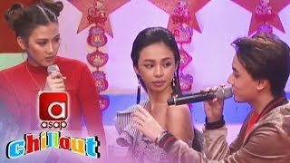 ASAP Chillout: What Maymay received from Edward last Valentine's Day