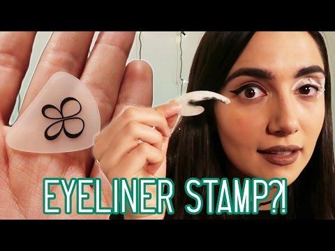 Testing Eyeliner Hack Products