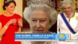 Queen Elizabeth 'tolerates' Camilla, says 'Game of Crowns' author