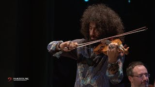 Malikian con Orquesta Partiture