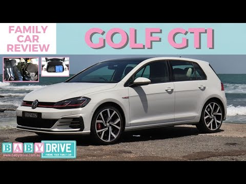Family car review: Volkswagen Golf GTI 2019