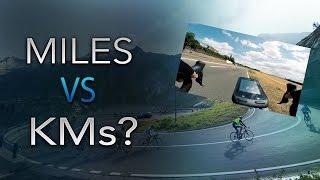 Miles vs Kms
