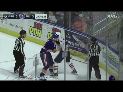 Seth Helgeson vs. Ryan Horvat